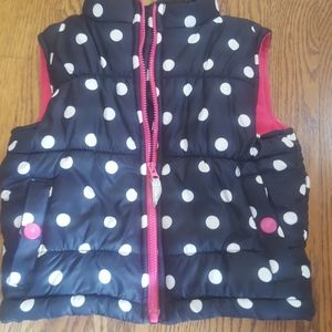 Carters puffer vest size 24 months